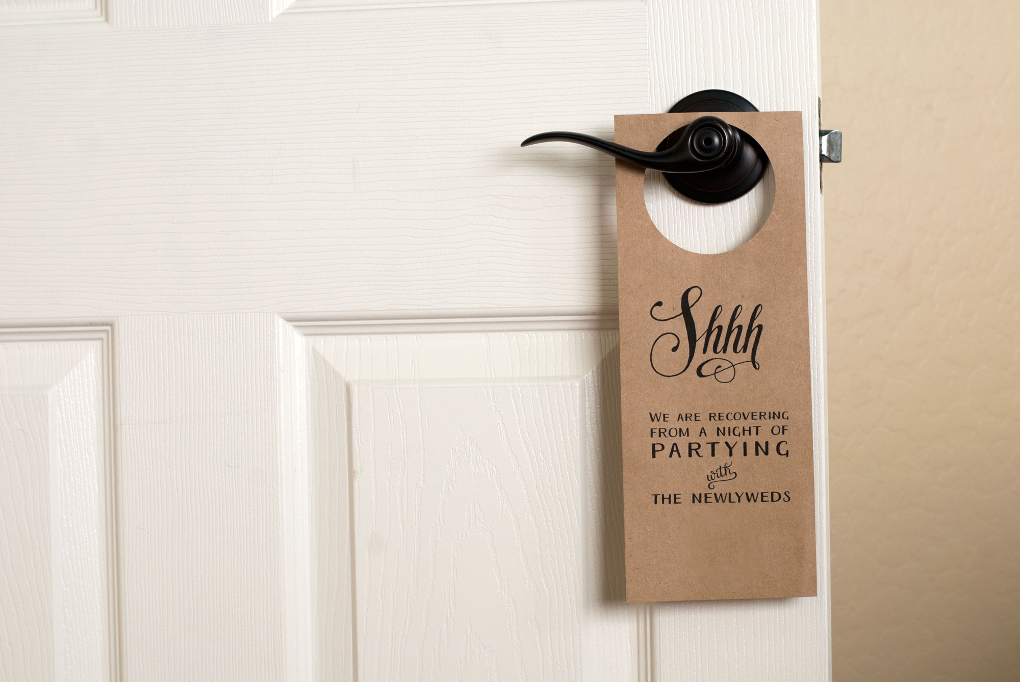free-door-hanger-printable & Free Wedding Door Hanger Printable | Handmade and Homegrown